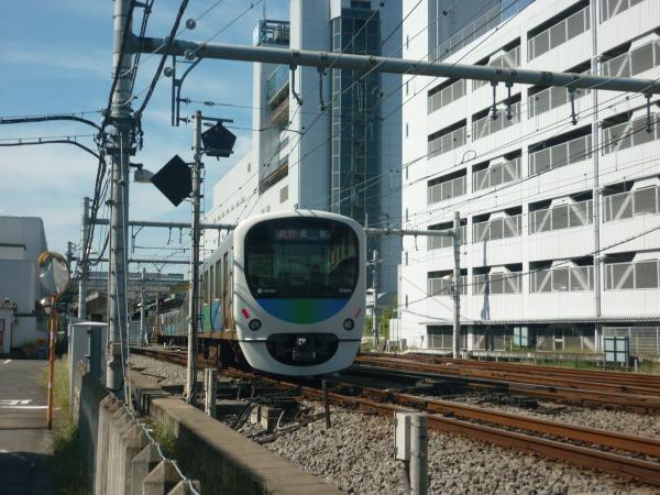 2013-09-28 西武32102F+38104F 急行池袋行き2