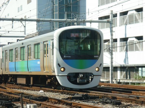 2013-09-28 西武32102F+38104F 急行池袋行き3