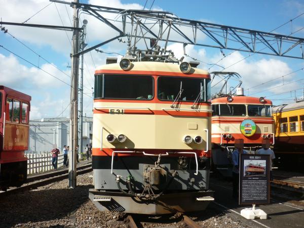 2013-10-06 E31形電気機関車1