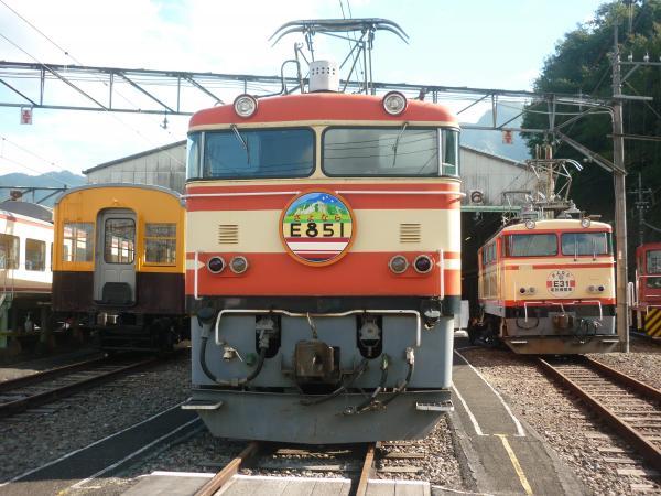 2013-10-06 E851形電気機関車2
