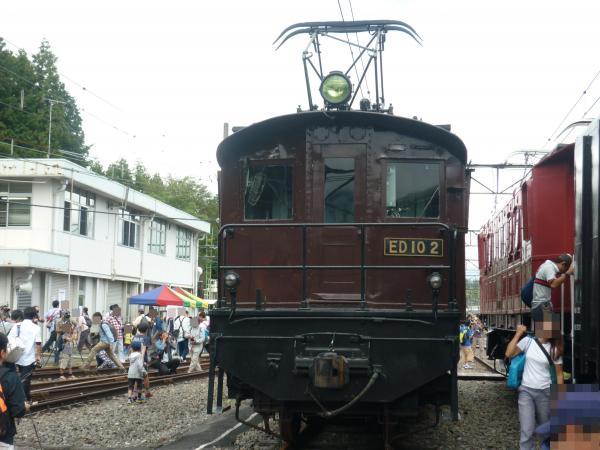 2013-10-06 ED10形電気機関車2