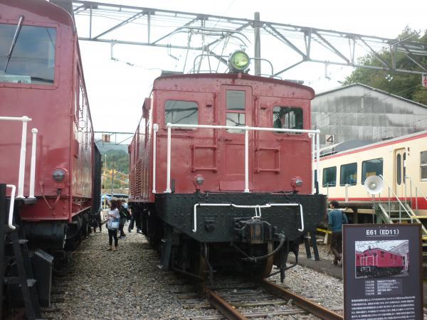 2013-10-06 ED11形電気機関車