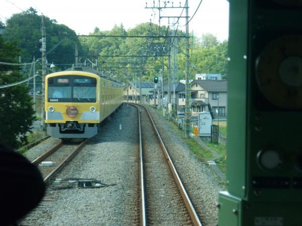 2013-10-06 西武3003F 急行池袋行き3