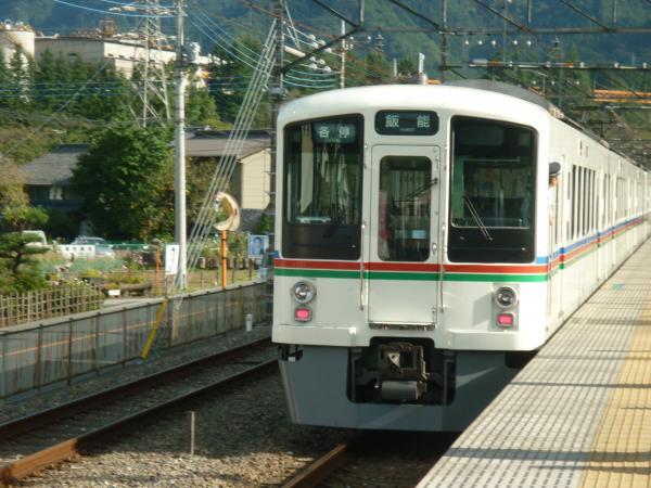 2013-10-06 西武4017F 各停飯能行き