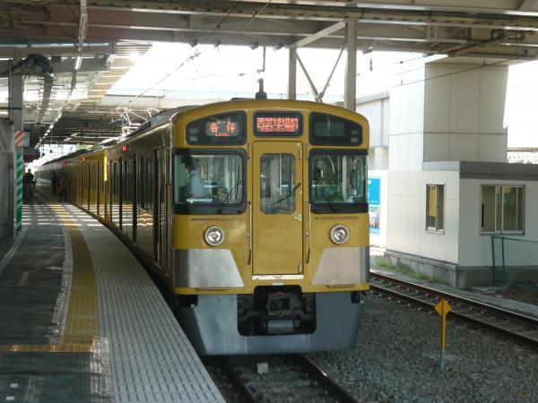 2013-05-12 西武2089F 各停西武球場前行き3