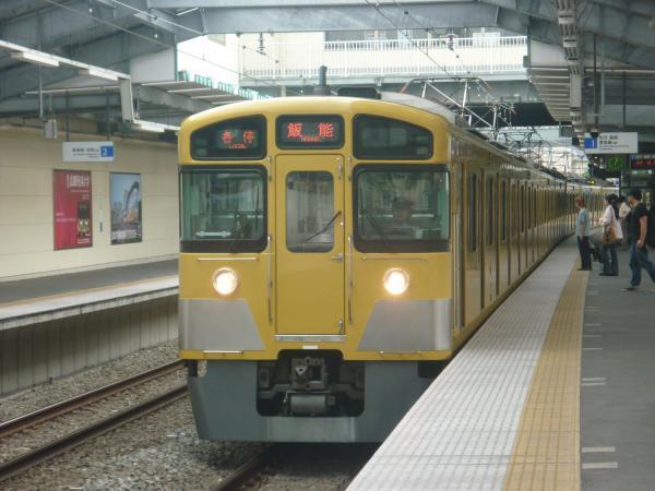 2013-06-22 西武2089F 各停飯能行き1