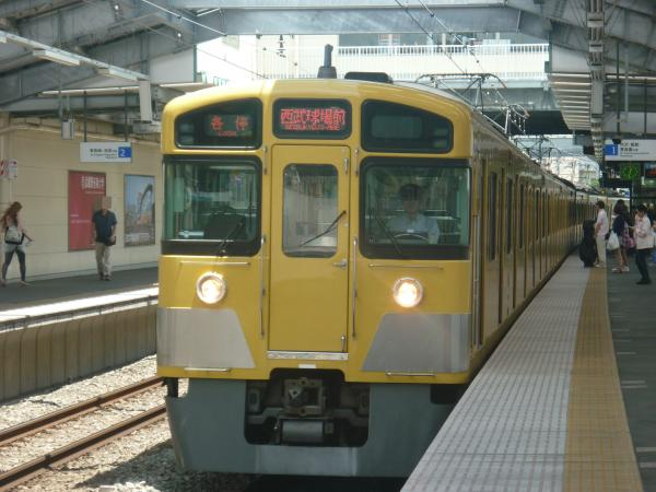 2013-07-06 西武2089F 各停西武球場前行き