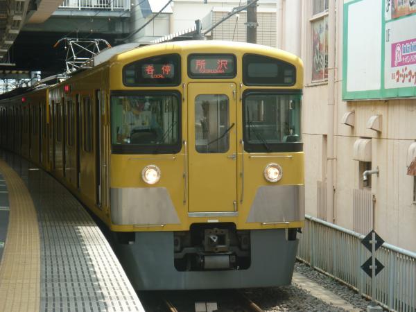 2013-07-26 西武2089F 各停所沢行き3