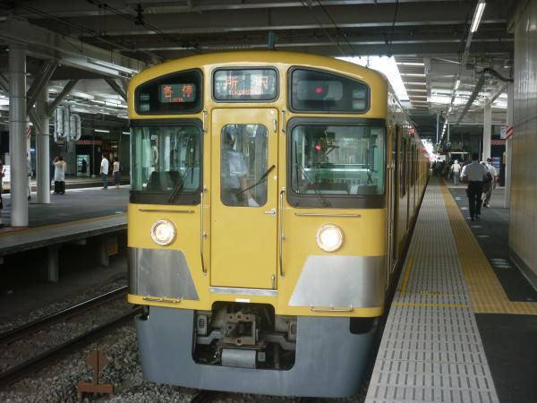 2013-07-26 西武2089F 各停所沢行き4
