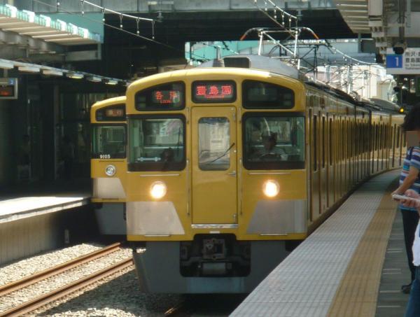 2013-08-28 西武2089F 各停豊島園行き
