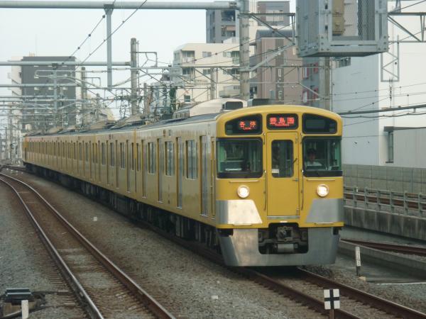 2013-08-30 西武2089F 各停豊島園行き