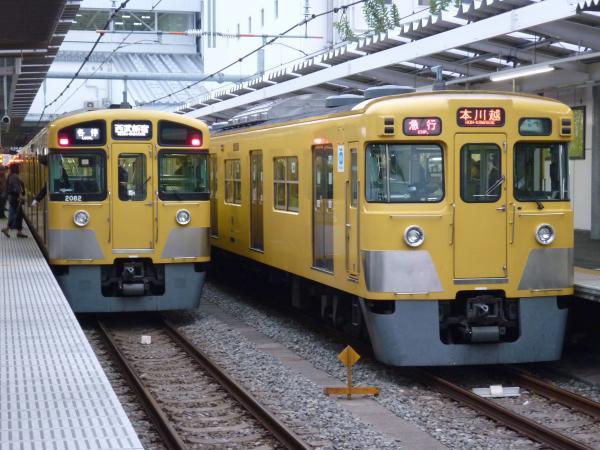 2013-10-19 西武2081F 2003F