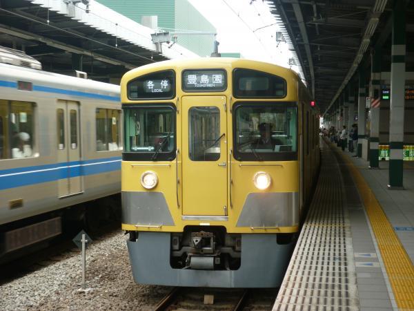 2013-10-19 西武2089F 各停豊島園行き2