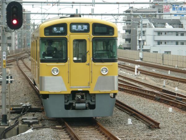 2013-10-19 西武2089F 各停豊島園行き4