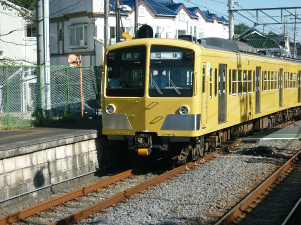 西武271F+281F 団臨6 2012-10-21