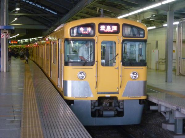 2013-10-27 西武2085F 各停豊島園行き
