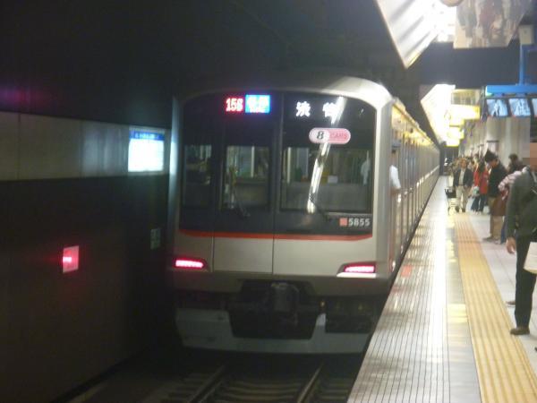 2013-11-01 東急5155F 各停渋谷行き