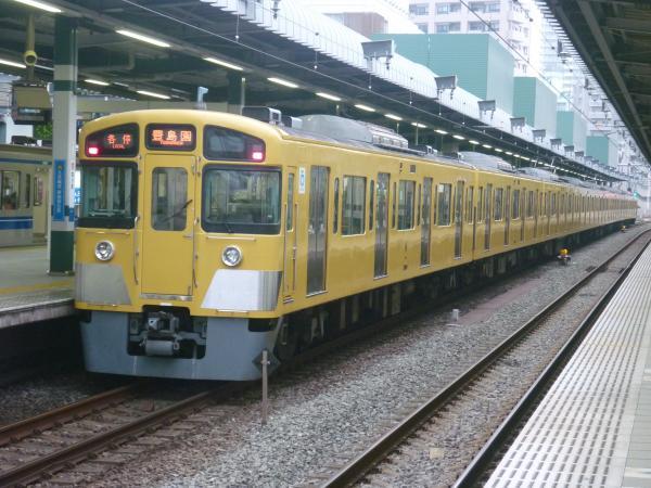 2013-11-03 西武2085F 各停豊島園行き