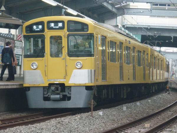 2013-11-03 西武2089F 各停清瀬行き