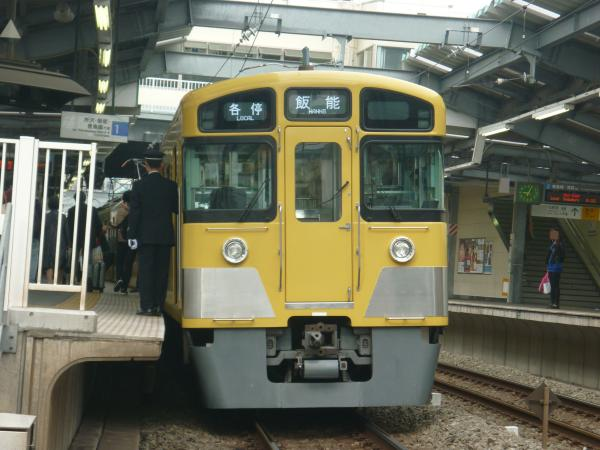 2013-11-03 西武2089F 各停飯能行き