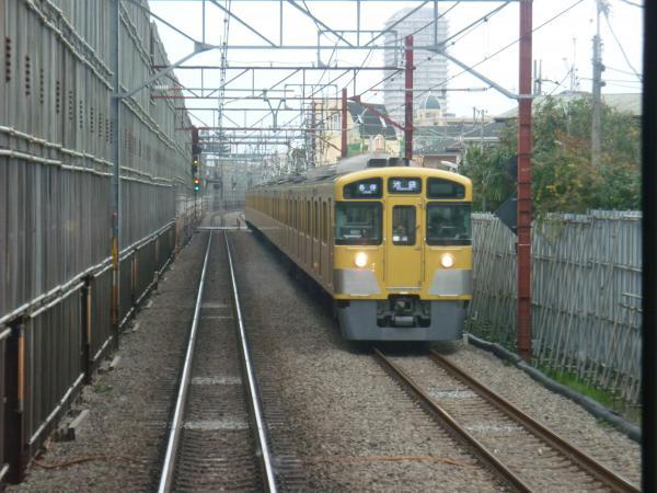 2013-11-09 西武2089F 各停池袋行き