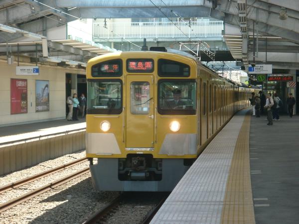 2013-05-02 西武2083F 各停豊島園行き1