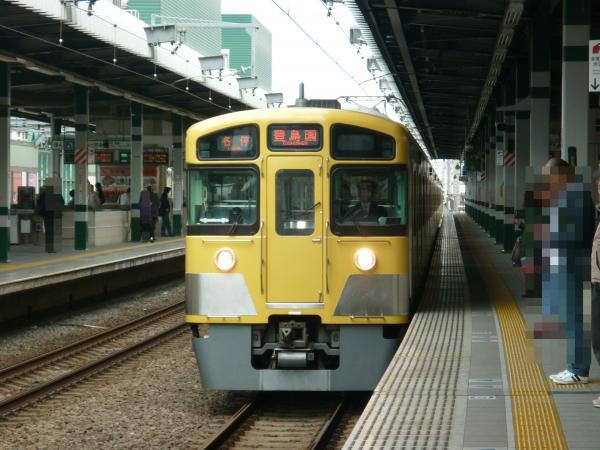 2013-05-02 西武2083F 各停豊島園行き2