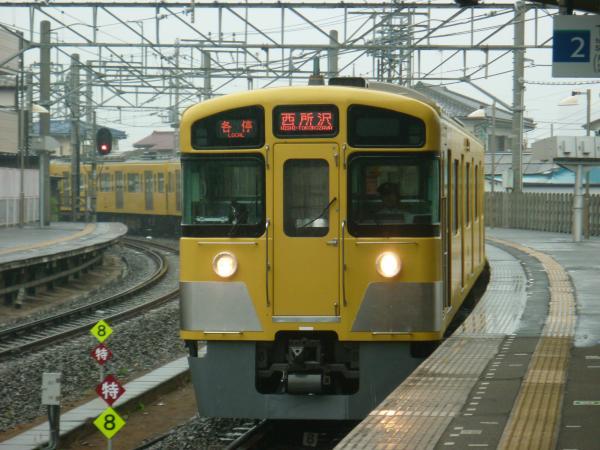 2013-05-11 西武2083F 各停西所沢行き2