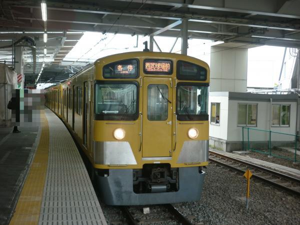 2013-05-11 西武2083F 各停西武球場前行き5