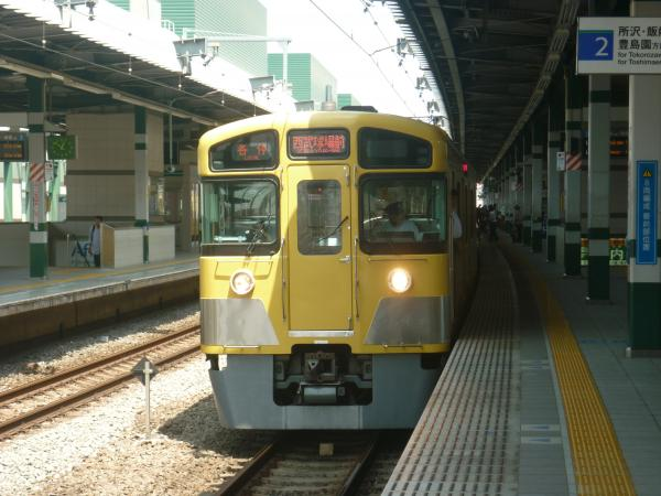 2013-05-25 西武2083F 各停西武球場前行き2