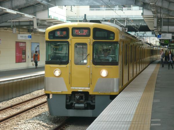 2013-05-26 西武2083F 各停所沢行き1