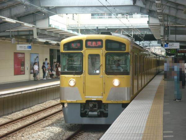 2013-06-22 西武2083F 各停豊島園行き