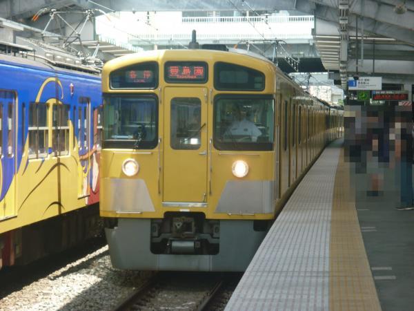 2013-07-06 西武2083F 各停豊島園行き