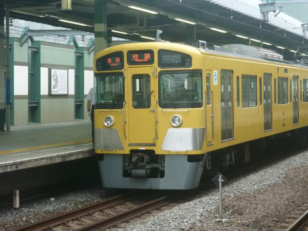 2013-07-13 西武2083F 各停池袋行き2