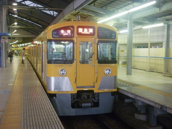 2013-07-28 西武2083F 各停豊島園行き