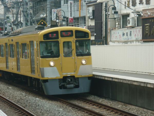 2013-08-12 西武2083F 各停池袋行き