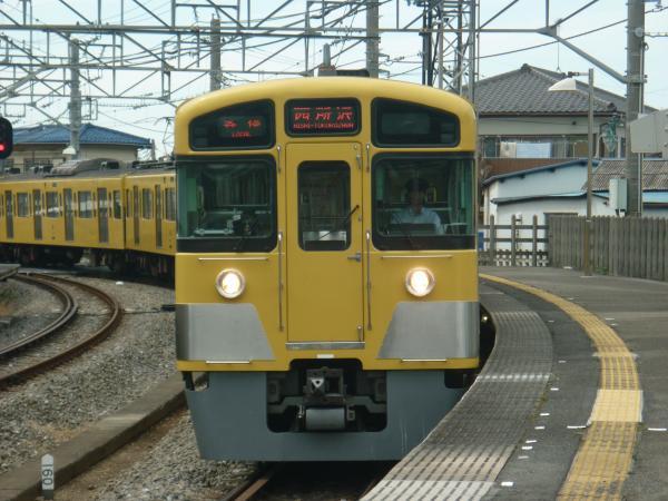 2013-08-26 西武2083F 各停西所沢行き