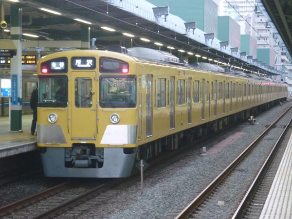 2013-11-16 西武2089F 各停所沢行き