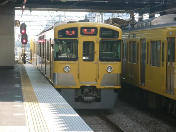 2013-11-16 西武2097F 各停所沢行き5