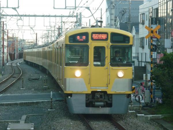 2013-11-16 西武2097F 各停西武球場前行き1