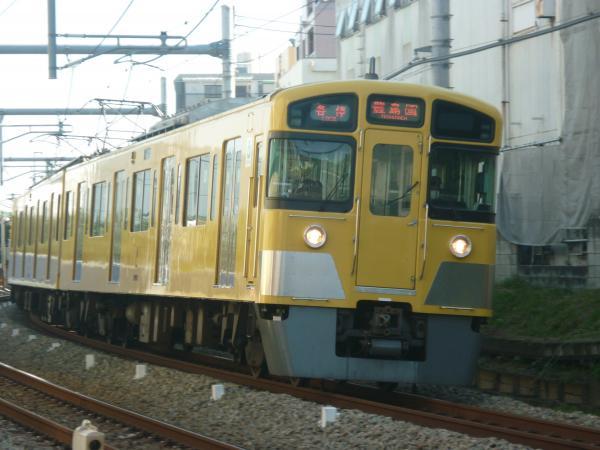 2013-11-16 西武2097F 各停豊島園行き1