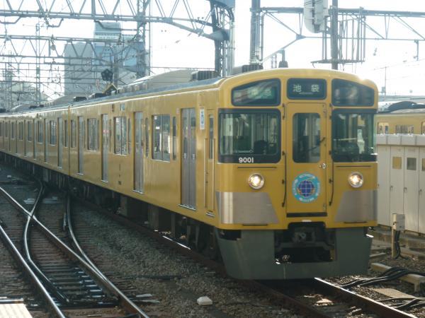 2013-11-16 西武9101F 準急池袋行き
