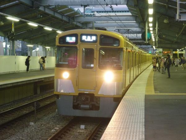 2013-11-20 西武2083F 各停豊島園行き1