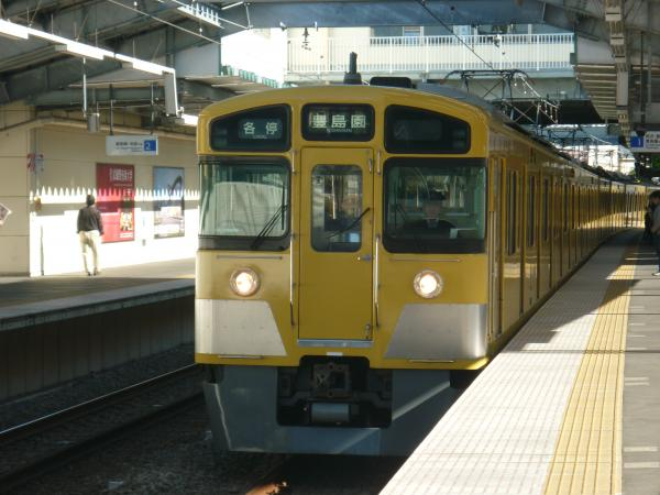 2013-11-23 西武2063F 各停豊島園行き