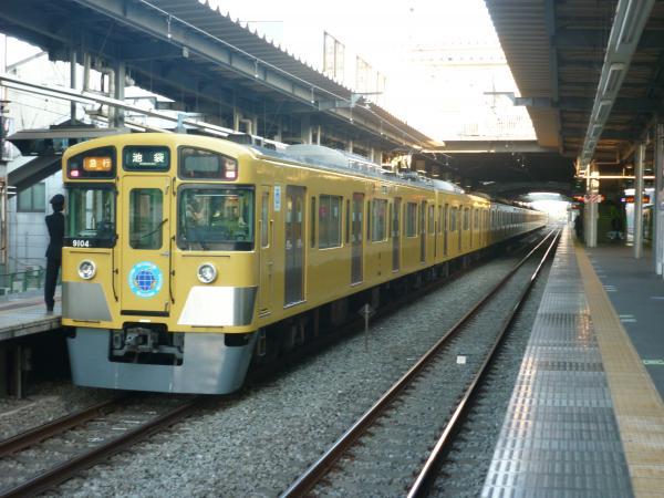2013-11-23 西武9104F 急行池袋行き