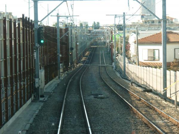 2013-11-23 石神井公園~大泉学園間の下り線4