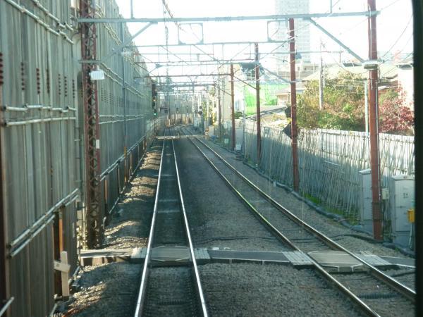 2013-11-23 石神井公園~大泉学園間の下り線5