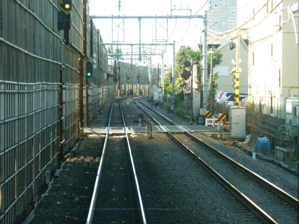 2013-11-23 石神井公園~大泉学園間の下り線6