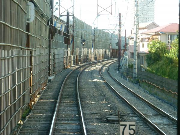 2013-11-23 石神井公園~大泉学園間の下り線7
