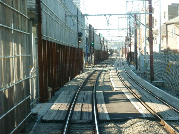 2013-11-23 石神井公園~大泉学園間の下り線8